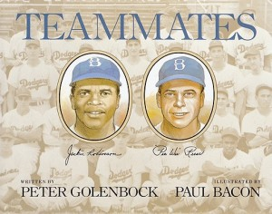 Teammates-Golenbock-Peter-9780152006037