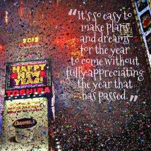 new year's eve quote